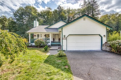 Gig Harbor Single Family Home For Sale: 11810 159th St NW