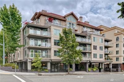 Bellevue Condo/Townhouse For Sale: 11011 NE 12th St #102