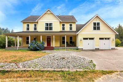 Single Family Home For Sale: 7502 Jewett Rd