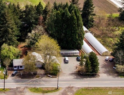 Olympia Commercial For Sale: 7032 Spurgeon Creek Rd SE