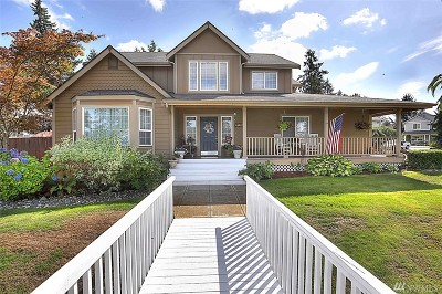 Steilacoom Single Family Home For Sale: 2726 Sutherland Place