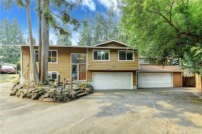 Lynnwood Single Family Home For Sale: 21014 Cypress Wy