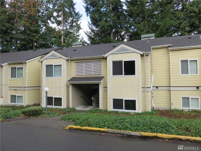 Federal Way Condo/Townhouse For Sale: 31500 33rd Place SW #U204