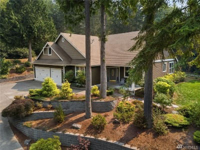 Gig Harbor Single Family Home For Sale: 3409 79th Ave NW