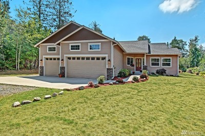 Marysville Single Family Home For Sale: 4406 140th St NW