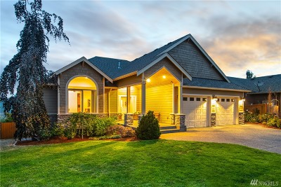 Ferndale Single Family Home Sold: 5185 Spoonbill Lane