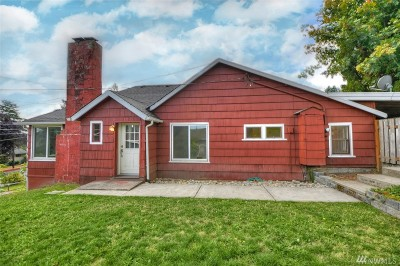 Tumwater Single Family Home For Sale: 411 3rd Ave SW