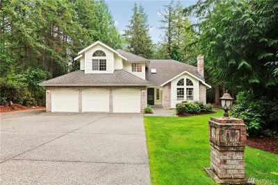 Gig Harbor Single Family Home For Sale: 8015 57th Ave NW
