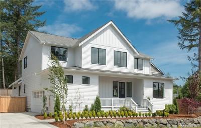 Bainbridge Island Single Family Home For Sale: 8686 NE Reserve Wy