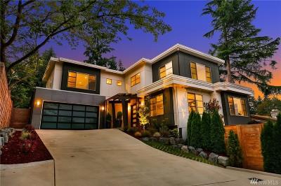 Kirkland Single Family Home For Sale: 406 15th Ave