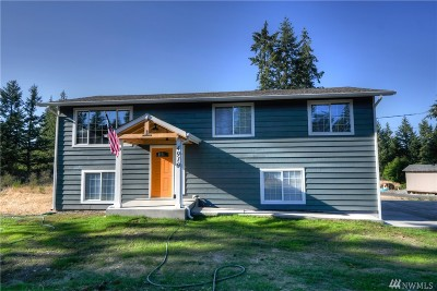 Tenino Single Family Home For Sale: 4910 Offut Lake Rd SE