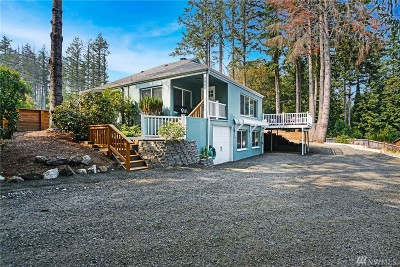 Olympia Single Family Home For Sale: 2608 Country Club Rd NW