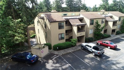 Bellevue Condo/Townhouse For Sale: 3518 109th Place NE #336