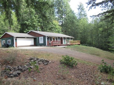 Tenino Single Family Home For Sale: 17213 Crane St SE