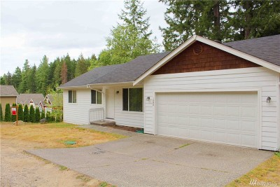 Port Orchard Single Family Home For Sale: 1898 SE Vale Rd