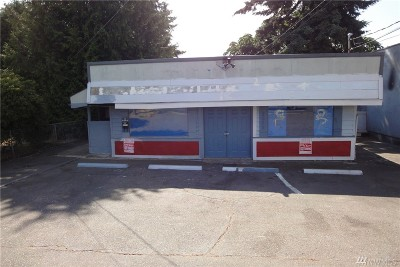 Bremerton Commercial For Sale: 3029 Wheaton Way