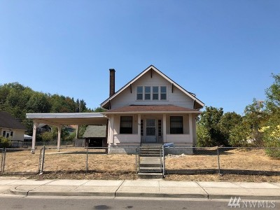 Eatonville Single Family Home For Sale: 112 Mashell Ave S