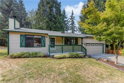 Snohomish Single Family Home For Sale: 12702 57th Dr SE