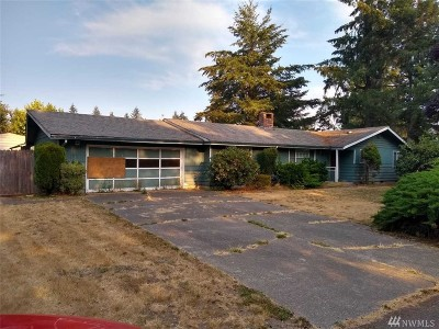 Thurston County Single Family Home For Sale: 6932 Foster Dr SW
