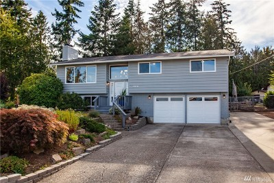 Lake Tapps Single Family Home For Sale: 2616 185th Ave E