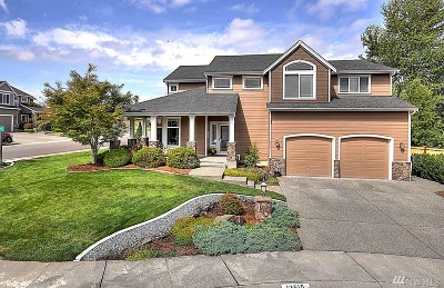 Puyallup Single Family Home For Sale: 13515 171st St E