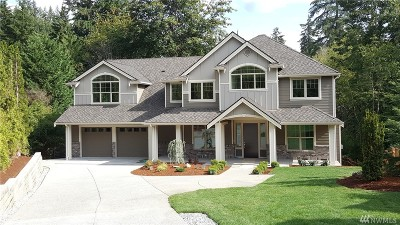 Woodinville Single Family Home For Sale: 14144 194th Ave NE