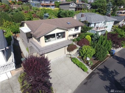 Lake Forest Park Single Family Home For Sale: 14811 39th Ave NE