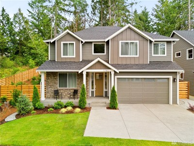 Gig Harbor Single Family Home For Sale: 7607 53rd Place