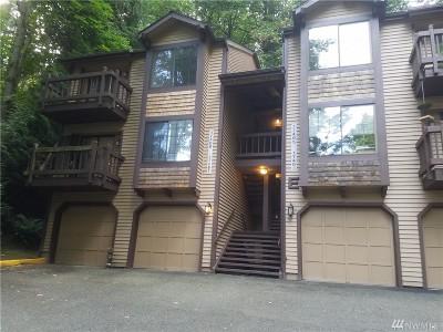 Redmond Condo/Townhouse For Sale: 17409 NE 88th Place #9E
