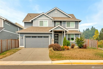 Burien Single Family Home For Sale: 360 S 163rd St