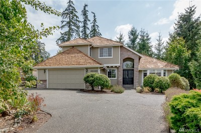 Newcastle Single Family Home For Sale: 13551 SE 83rd St
