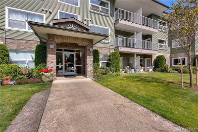 Bellingham Condo/Townhouse For Sale: 512 Darby Dr #206