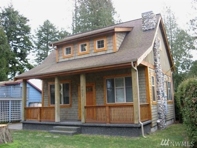 Single Family Home For Sale: 4807 Fir Tree Wy