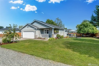 Blaine Single Family Home Sold: 8236 Chilliwack Rd