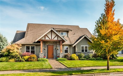 Lynden Single Family Home Sold: 734 W Park Dr