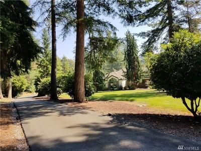 Monroe Single Family Home For Sale: 22825 121 St SE
