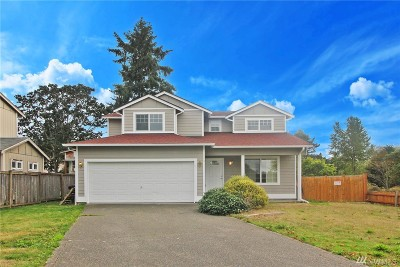 Single Family Home For Sale: 1740 S 85th St Ct