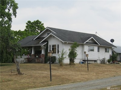 Winlock Single Family Home For Sale: 308 State Highway 505