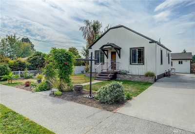 Snohomish Single Family Home For Sale: 418 Avenue H