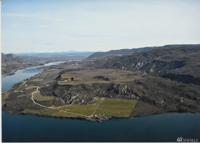 Chelan, Chelan Falls, Entiat, Manson, Brewster, Bridgeport, Orondo Residential Lots & Land For Sale: 54 Bailey Wy