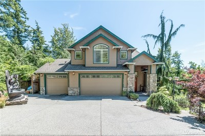 Single Family Home For Sale: 4716 Raptor Lane