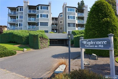 Bellingham Condo/Townhouse Sold: 424 14th St #403