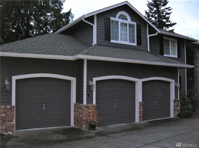 Shoreline Single Family Home For Sale: 509 N 190th St