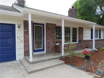 Lakewood Multi Family Home For Sale: 6312 118th St SW