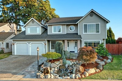 Woodinville Single Family Home For Sale: 12401 NE 160th St