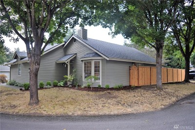 Redmond Single Family Home For Sale: 18216 NE 91st St