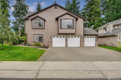 Lynnwood Single Family Home For Sale: 18330 58th Place W