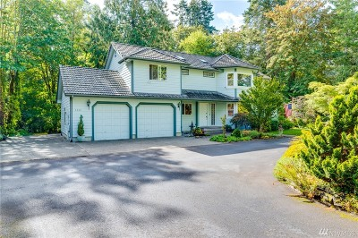 Thurston County Single Family Home For Sale: 3348 Hollywood Dr NE