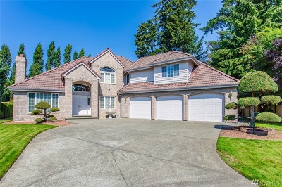 Federal Way Single Family Home For Sale: 414 SW 348th Ct