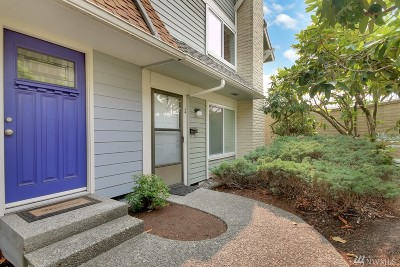 Tacoma Condo/Townhouse For Sale: 5959 S 12th St #101